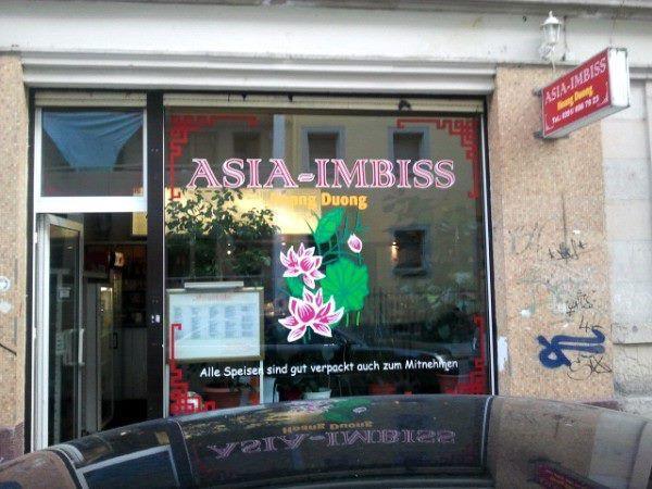 - Asia Imbiss Hoang Duong -