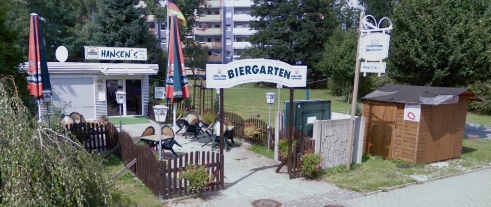 - Hansens Dartclub und Spaetshop -