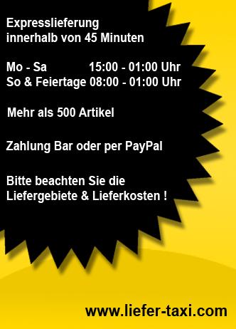 - Liefer Taxi com -